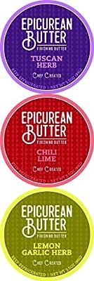 Epicurean Butter Variety Pack