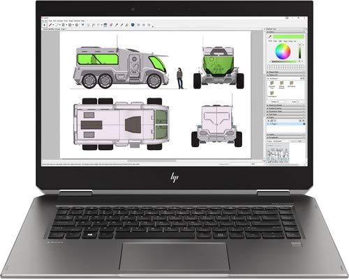 HP ZBook Studio x360 G5 Negro - 15.6