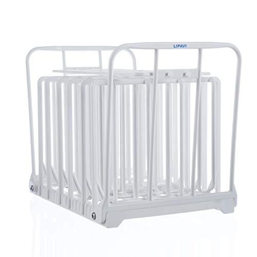 LIPAVI N20X Sous Vide Rack with Anti Float - Adjustable, Col