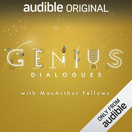 The Genius Dialogues audiobook cover art