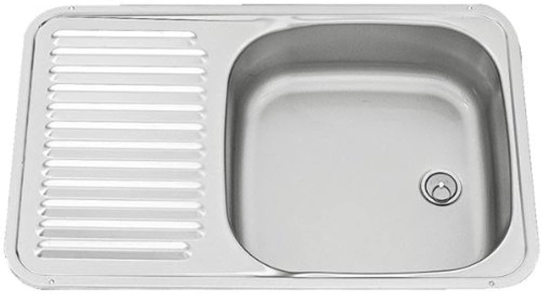 Dometic VA 936, Spülbecken Waschbecken für Camping, Wohnwagen, Outdor, 590 x 370 mm