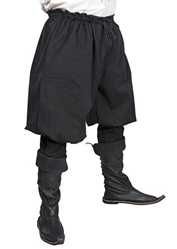 Epic Armoury 30111060 - Pantaloni medievali, taglia XL, unisex