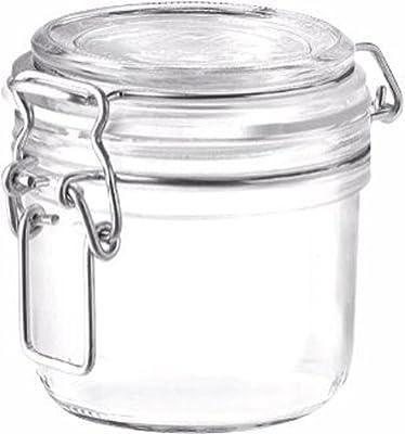 Bormioli Rocco One Fido Airtight Storage Jar 200ml for All Homemade Treats