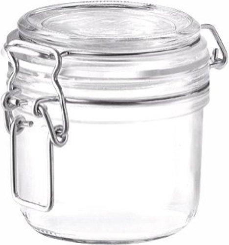 Bormioli Rosso Fido vaas met glazen deksel, 200 ml