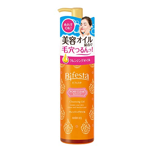 Bifesta(ビフェスタ) クレンジングオイル ポアクリア