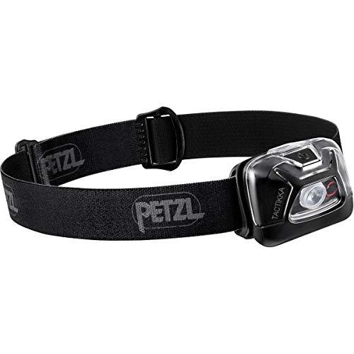 PETZL E093HA00 Stirnlampen, Schwarz, 12.2