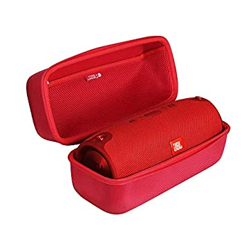 Hermitshell Travel Case for JBL Xtreme 2 Waterproof Portable Bluetooth Speaker  Red