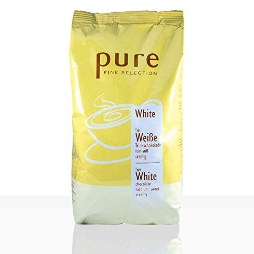 Tchibo Feine Weisse - weiße Trinkschokolade 1kg Kakao