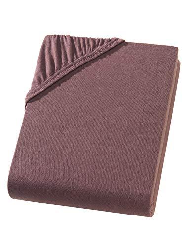 Hometex Parent Hoeslaken voor topper, premium textiel
