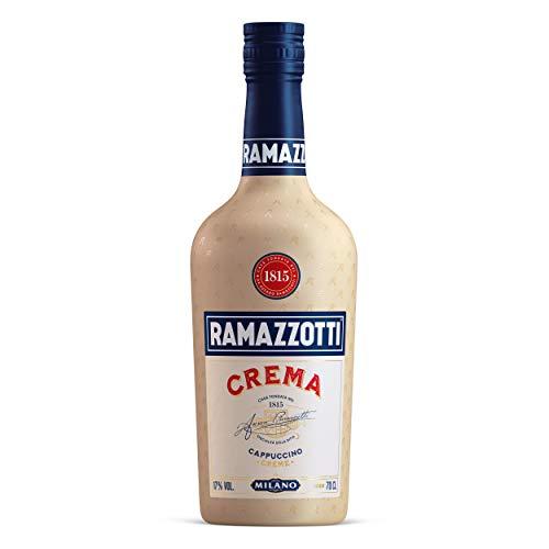 Ramazzotti Crema, italienischer Kaffeelikör, Likör, Alkohol, Flasche, 17 %, 700 ml, 70534800
