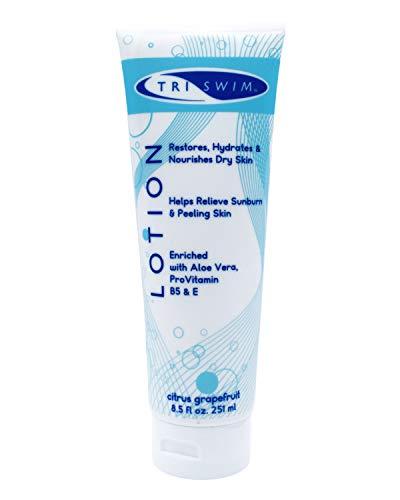 Crema corpo per nuotatori anti cloro Triswim 236ml