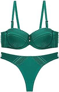 مجموعة ملابس داخلية مثيرة للسيدات نصف كوب مثير بفلتر مائي في الولايات المتحدة الأمريكية ملابس داخلية مثيرة للنساء (اللون: ...