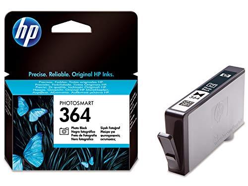 HP PhotoSmart Premium TouchSmart Web C 309 n - Original HP CB317EE / Nr. 364 - Cartouche d'encre Photo Noir -