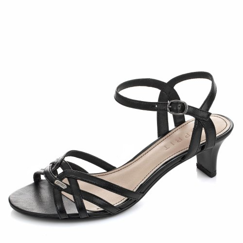 ESPRIT, 026EK1W005, Damen Sling- Pumps, schwarz(001) (41, schwarz)