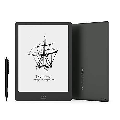 BOOX Note2 10.3' Lector e-Book, Toque con Pluma Luz Integrada, Android 9.0 E-Ink 4GB +...