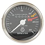Total Power Parts New Tachometer 1707-0509 Compatible/with Replacement for Case/International Harvester 2400 Indust/Const, 454, 464, 484, 584 Indust/Const, 674, 684, 784, 785, 884, 885 3121926R91