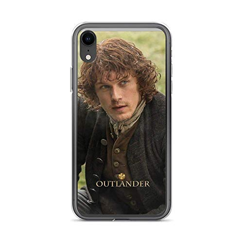 Leftwe Phone Cases Pure Clear AntiGraffio iPhone 6/6s Case Cover Outlander/Jamie Fraser