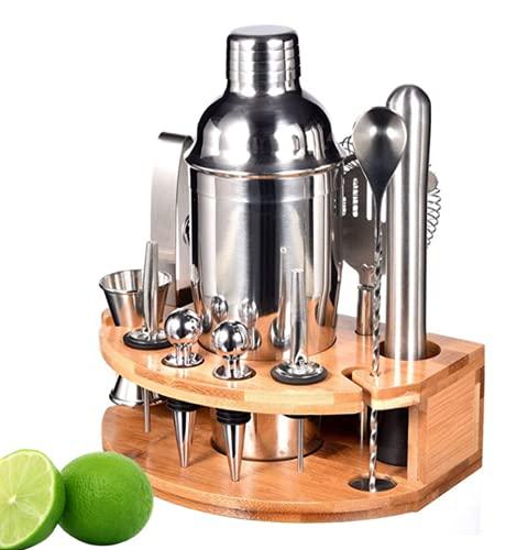 Beginner in Japanse Stijl Cocktailshaker Set Autodidactische Cocktailshaker Shaker Bar Bartending Tools Volledige Set…