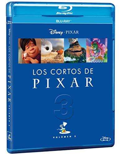 Cortos Pixar. Parte 3 [Blu-ray]