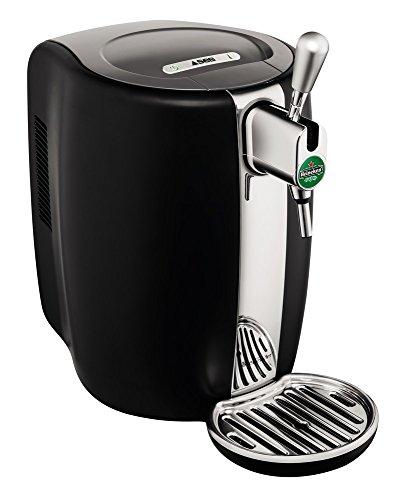 Krups BeerTender - Spillatore di birra in materiale termoplastico taglia unica Nero/Inox