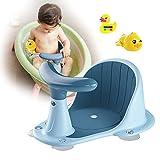 Baby Bath Seat Infant Bath Seat Baby Bathtub Seat for Baby Sitting Up in The Tub...