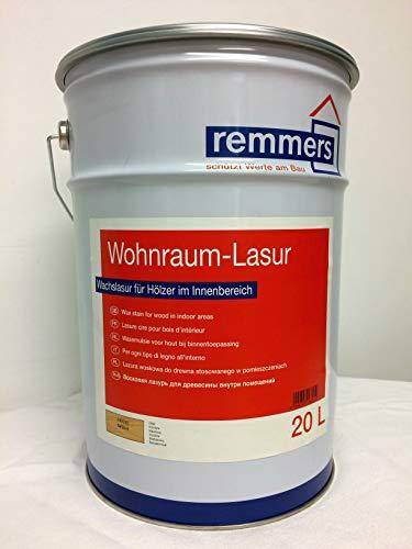 Remmers Wohnraum-Lasur - farblos 20ltr
