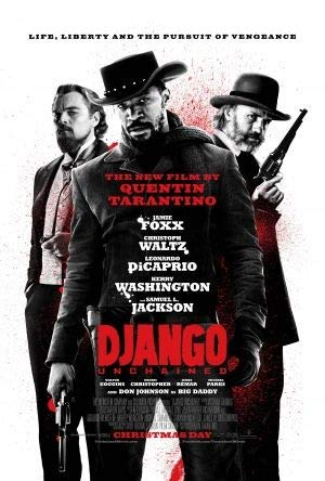 Django Unchained – Leonardo Dicaprio – US Imported Movie Wall Poster Print – 30CM X 43CM