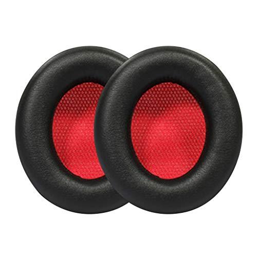 kdjsic 1 par de Almohadillas de Repuesto para los oídos, Piel de...