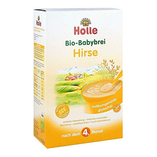 HOLLE Bio Babybrei Hirse 250 g