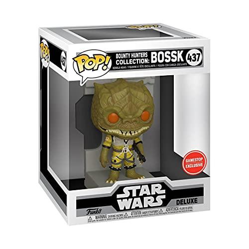 Funko POP Deluxe: Star Wars Bounty Hunter Bossk Exclusive