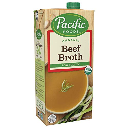 Pacific Foods Low Sodium Organic Beef Broth