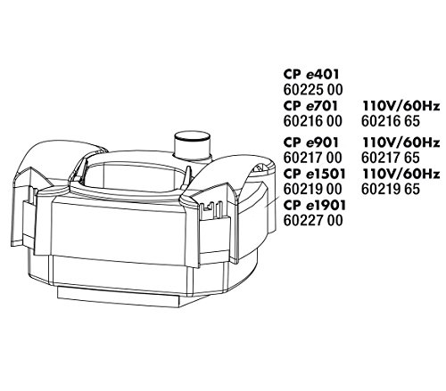 2 écrous-raccords de tuyau JBL CP e1901.