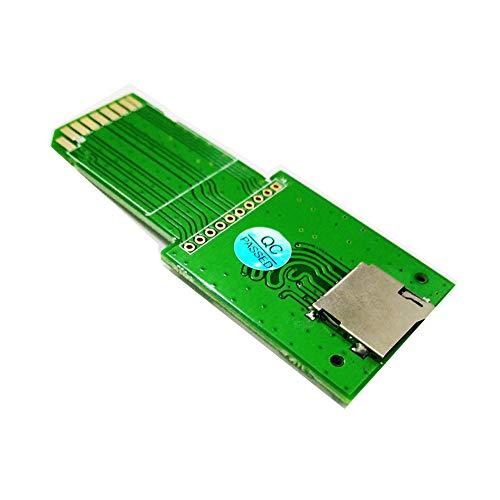 SUNERLORY Extension Board 2 In 1 Handige Adapter Elektronische Accessoires Vervanging MP3 Praktische TF/SD Aan Kaart Mobiele Telefoon Mp4 Speler Duurzame Test