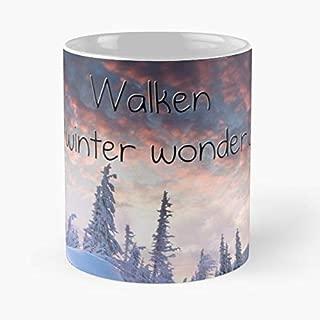 Best walken in a winter wonderland mug Reviews