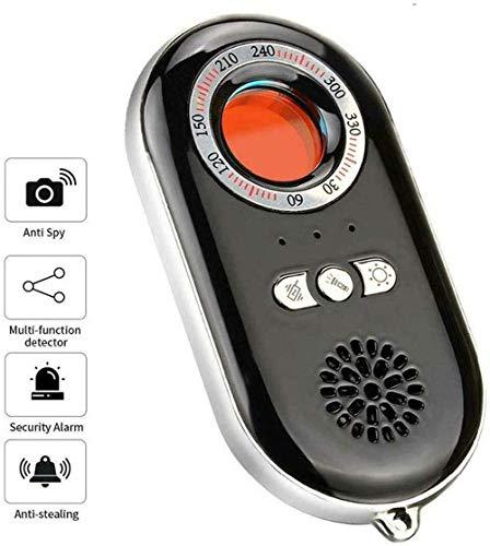 mächtig Anti-Spyware-Detektor, Sicherheitssummer mit Kamerasucher, kleiner Aufprallsensor für unterwegs,…