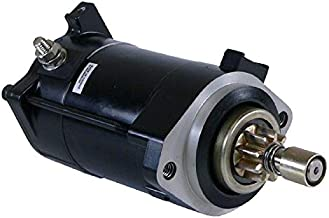 DB Electrical SHI0088 Starter Compatible With/Replacement For Yamaha Outboard 115 130 150 175 200 225Hp S114-552 S114-660 ...