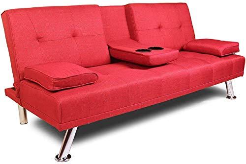 La Mejor Selección de Sofa Cama Rojo Coppel de esta semana. 1