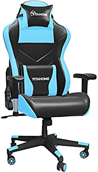 Yitahome Big & Tall Massage Gaming Chair with High Back
