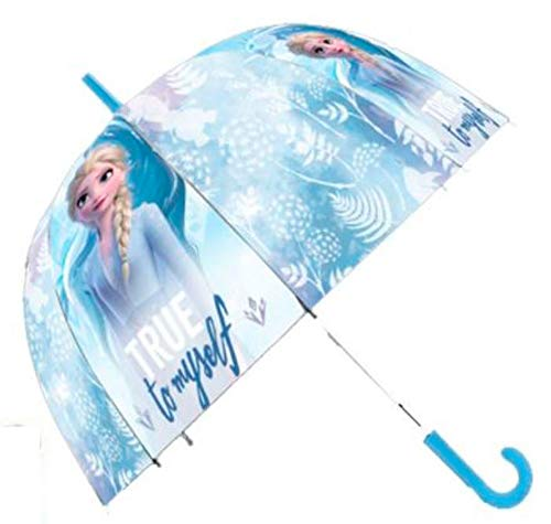 Ombrello Manuale Frozen 2 Elsa Disney - 18
