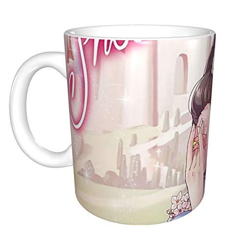 Taza de princesa Disney para regalo de abuela, regalo para el día de la madre para la abuela, taza de café para el día de la madre, regalo de cumpleaños para abuela, 325 ml