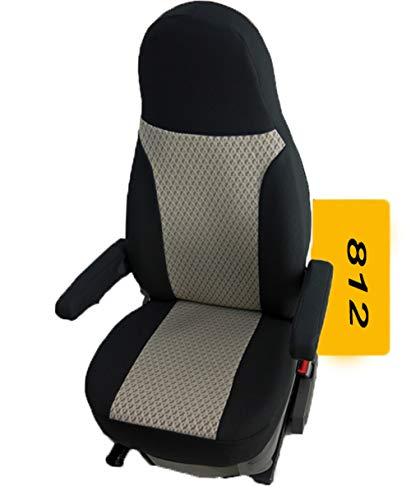 Wohnmobil Sitzbezüge Fahrer & Beifahrer 812