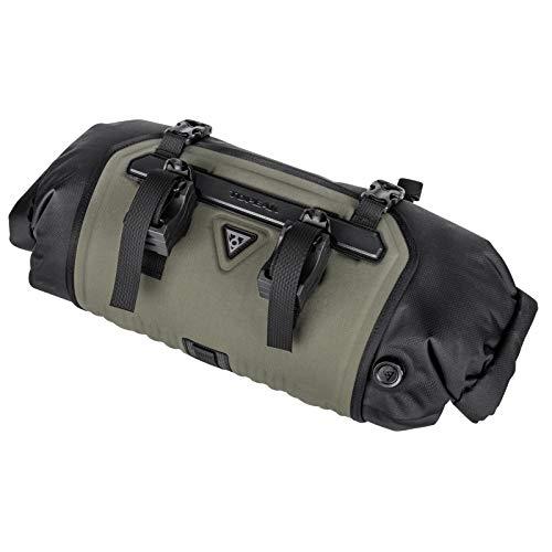 Topeak Frontloader Tasche, grün, 8 l