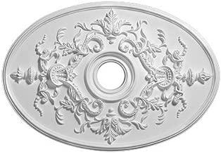 ROSACE de plafond POLYUR/ÉTHANE 1.043 diam/ètre 58,5 cm