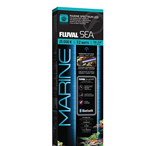 Fluval Sea Fluval Sea Spectrum Marine 3.0 Led 32W (61-85Cm) 2210 g