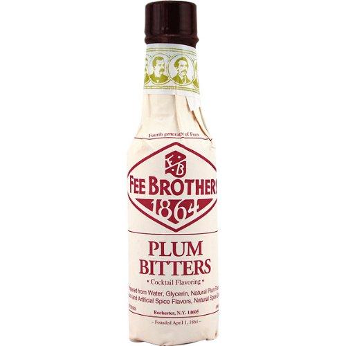 Fee Brothers Plum Bitters 5oz