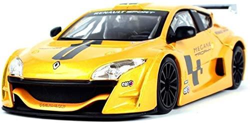 Etrustor Automodell 1:24 Renault Megane Trophy Simulation Legierung Druckguss Spielzeug Schmuck Sport Auto Sammlung
