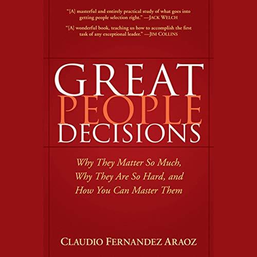 『Great People Decisions』のカバーアート