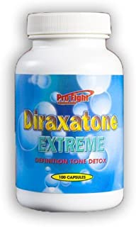 Pro Fight Diraxatone Extreme (100 Capsules) Powerful Herbal Diuretic
