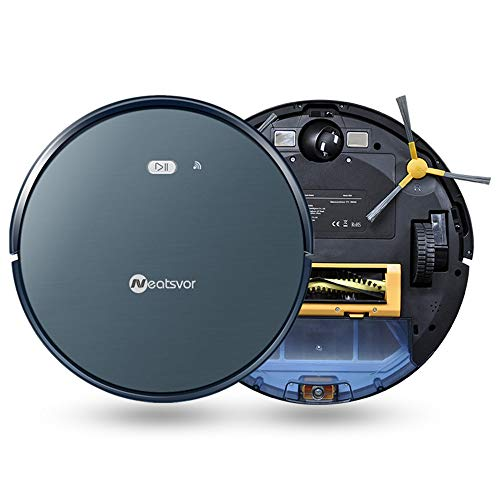 Learn More About ZQG BEAUTY Robot Vacuum Cleaner, 3-in-1 mop Wet and Dry, Navigation map, Smart Memo...