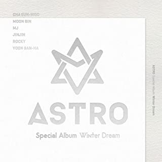 ASTRO - [WINTER DREAM] Special Album CD + Photobook + Postcard + 2 Photocards Sealed